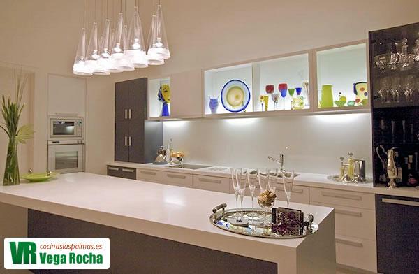 Sus muebles de cocina en Las Palmas con frentes de armario ...